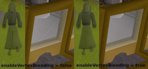 vertexblending